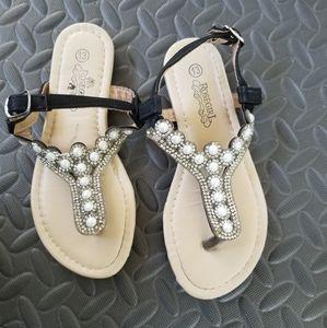 Rosegirl sandals size 13..